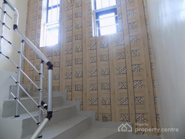 5 Bedroom Flat Fully Detached Duplex, Osapa, Lekki, Lagos, Detached Duplex for Sale