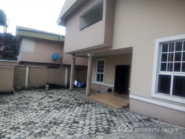 Luxury Executive 9 Bedroom Duplex with 2 Rooms Bq. Suitable for Residential, School, Office Etc., Cocaine Estate, Off Aba Road, Rumuogba, Port Harcourt, Rivers, Detached Duplex for Rent