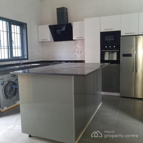 Superb 5 Fully Detached Duplex with Topnotch Finishing with Pool & Gym, Lekki Phase 1, Lekki, Lagos, Detached Duplex for Sale