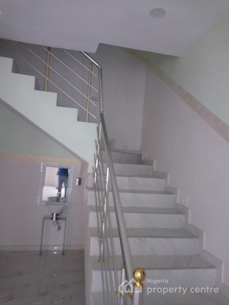 5 Bedroom Detached Duplex (newly Built), Herbert Orji, Osapa, Lekki, Lagos, Detached Duplex for Sale