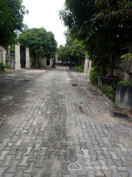 4 Bedroom Detached Duplex (carcass) + 2 Room Bq, Eleganza Gardens, Vgc, Lekki, Lagos, Detached Duplex for Sale