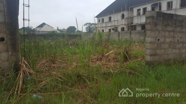 a Dry Land Measuring 670sqm in an Estate, University View Estate, Abraham Adesanya Estate, Ajah, Lagos, Residential Land for Sale