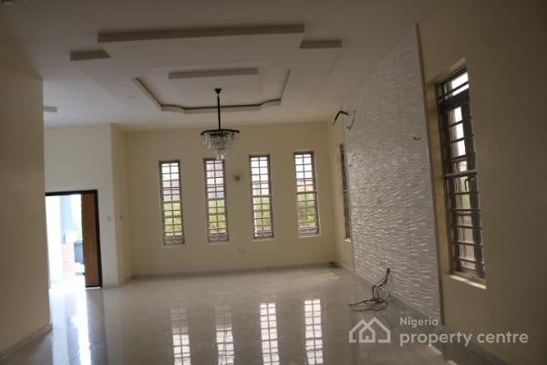 Brand New, Well Located and Luxuriously Finished 5 Bedroom Fully Detached Duplex with Boys Quarters, Lekky County Homes ( Megamound Estate), Ikota Villa Estate, Lekki, Lagos, Detached Duplex for Sale