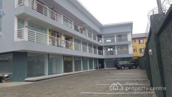 Well Located and Very Organised Office/ Shopping Space, Before Chevron, Igbo Efon, Lekki, Lagos, Shop for Sale