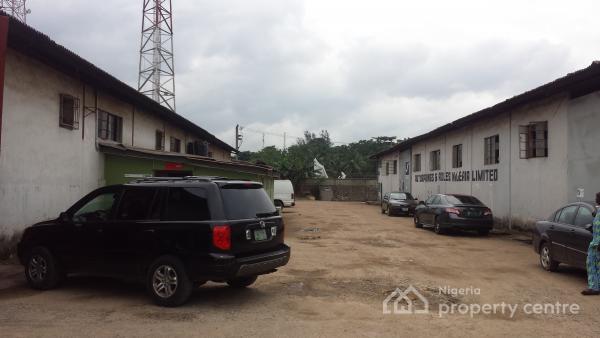 Warehouse of 10,000 Sqft Capacity, Oregun Industrial Area, Oregun, Ikeja, Lagos, Warehouse for Rent