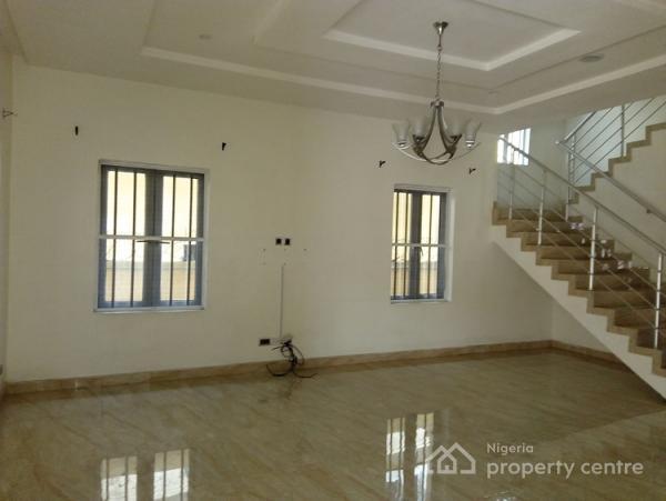 Lovely 5 Bedroom Duplex, Chevron, Chevy View Estate, Lekki, Lagos, Detached Duplex for Rent