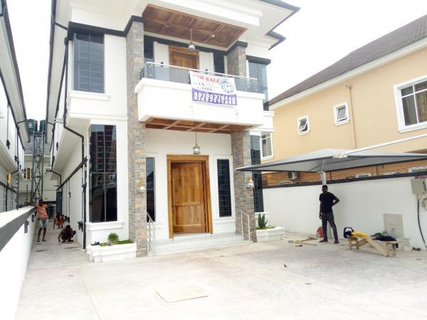 Tastefully Finished 5 Bedroom Fully Detached Duplex, Chevy View Estate, Lekki, Lagos, Detached Duplex for Sale