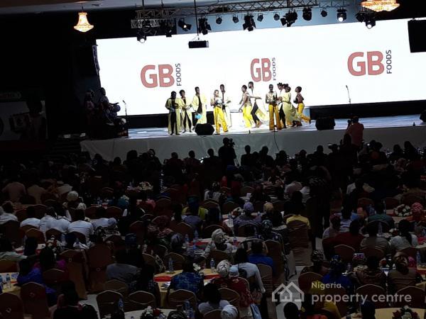 Dpodium International Event Centre, 31b, Aromire Avenue, Adeniyi Jones, Ikeja, Lagos, Hall for Rent
