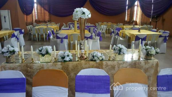 Event Hall with Excellent Facilities, No 5, Ibaragun Road, Off Agbado-ijoko Road, Mosafejo Junction, Robinyan-ogun State, Ifo, Ogun, Ifo, Ogun, Hall for Rent