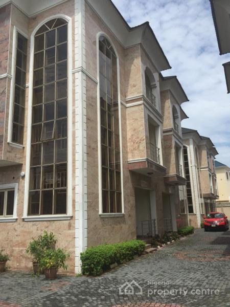 4 Bedroom Terraced Duplex, Parkview, Ikoyi, Lagos, Terraced Duplex for Sale
