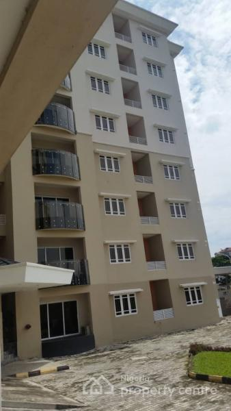 15 Units of 3 Bedroom Luxury Flat with Gym, Fitted Kitchen, Elevator with 1 Room Bq Each, Parkview, Ikoyi, Lagos, Flat for Rent