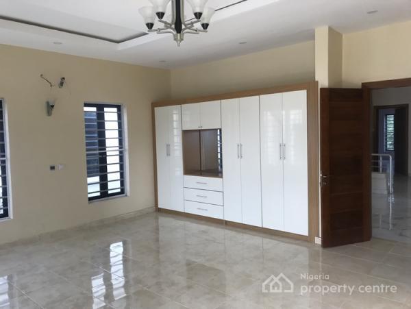 4 Bedroom Duplex with Bq, Lekki County Homes, Lekki, Lagos, Detached Duplex for Sale