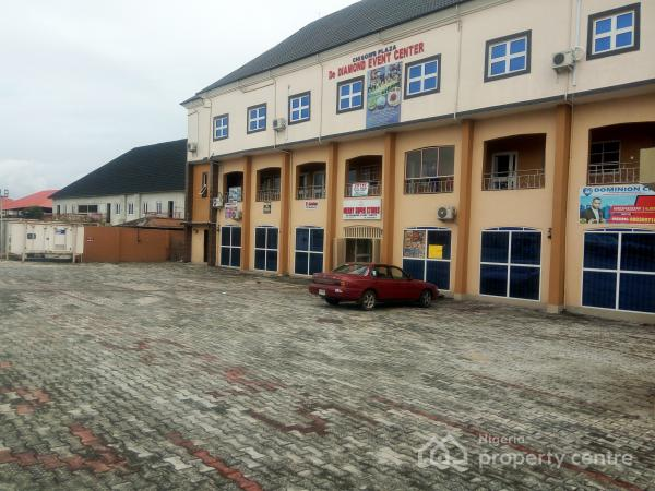 Beautiful Unique Office Space, East-west Road, Port Harcourt, Rivers, Office Space for Rent