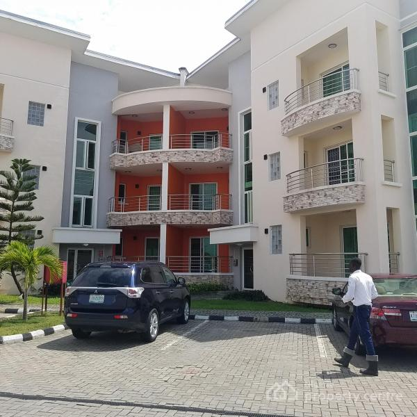 Contemporary Fully Serviced 4 Bed Terrace Duplex Duplex with Excellent Facilities, Banana Island, Ikoyi, Lagos, Terraced Duplex for Rent