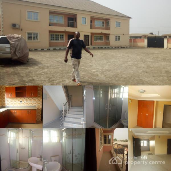 For Rent: 3 Bedroom With 4 Toilets & Jacuzzi , Olomu
