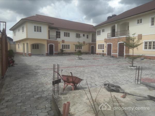 a  Semi Detached 2nos. 3 & 4 Bedroom Duplex, Stadium Road, Boibu-oromerizemgbu, Port Harcourt, Rivers, Semi-detached Duplex for Sale