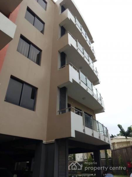 Luxury 1 Bedroom Flat with Bq Code Abj, Madeira  Street, Maitama District, Abuja, Mini Flat for Rent