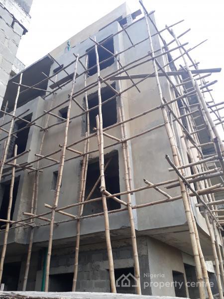 The Yellowgate Residences, Oye Balogun Street, Off Freedom Way, Lekki Phase 1, Lekki, Lagos, Terraced Duplex for Sale