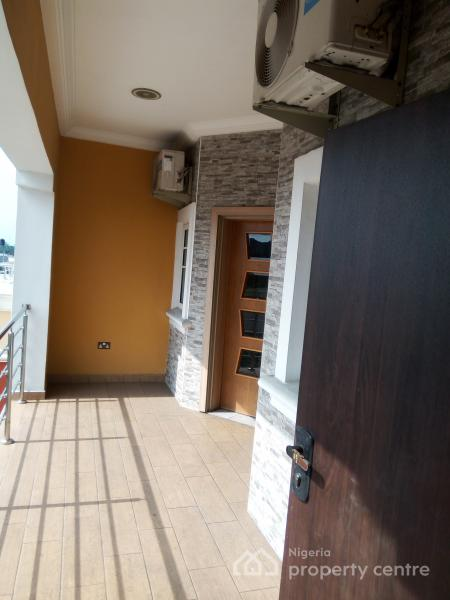 Tastefully Finished Luxury Service  2 Bedroom Flat with a Room Bq, Peace Garden, By Air Force Road, Port Harcourt, Rivers, Flat for Rent