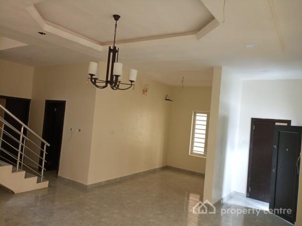 24/7 Serviced Estate with Spacious Finished 5-bedroom +1 Room Bq, Chevron Toll Gate, Lekki Expressway, Lekki, Lagos, Detached Duplex for Sale