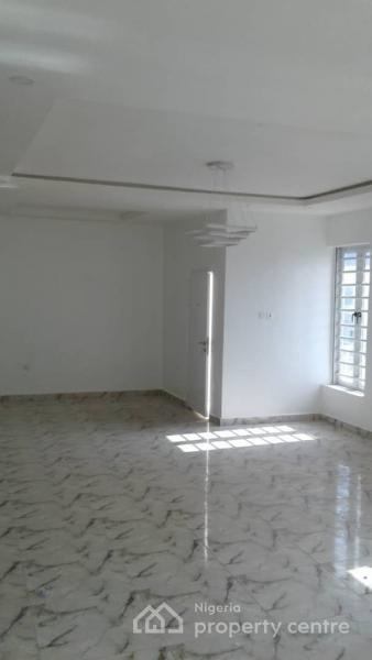 Fully Serviced 5 Bedroom Terrace House, Oral Estate, By Chevron Toll Gate, Lekki, Lagos, Terraced Duplex for Sale