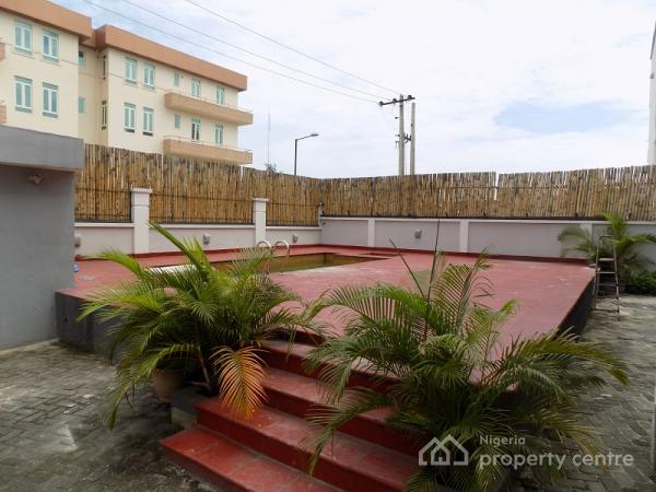 Grandeur 4 Bedroom Terrace Duplex, Parkview, Ikoyi, Lagos, Terraced Duplex for Sale