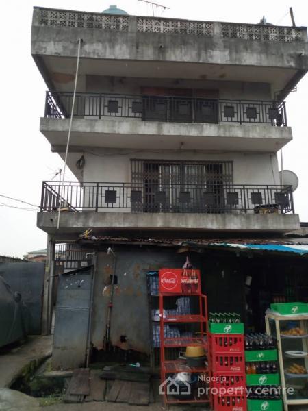 Four Units of Three Bedroom Flat, Olushola Keku, Off Lawanson Road, Surulere, Lagos, Flat for Sale