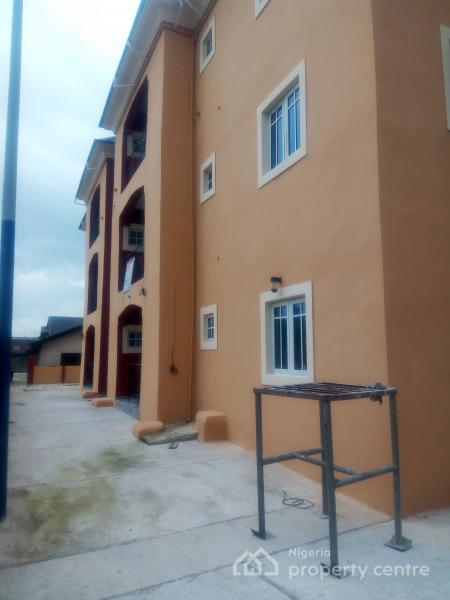 Luxury Newly Built Ensuite 3 Bedroom Flat, Virgin Luxury 3 Bedroom Flat with Advanced Features in a Secured Estate, Rumuokwurusi, Port Harcourt, Rivers, Flat for Rent