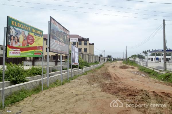 Land for Sale at Kaiyetoro Town Ibeju-lekki, Kaiyetoro Town, Ibeju -lekki Lagos, Ibeju Lekki, Lagos, Residential Land for Sale