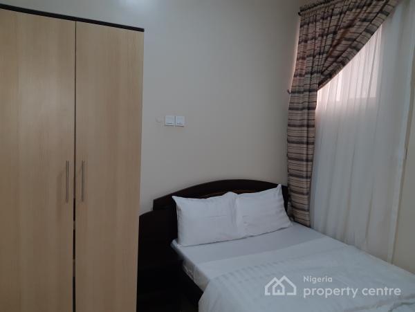 Single Room Apartment, Off Constitution Aveneu, Area 2, Garki, Abuja, Self Contained (single Rooms) Short Let