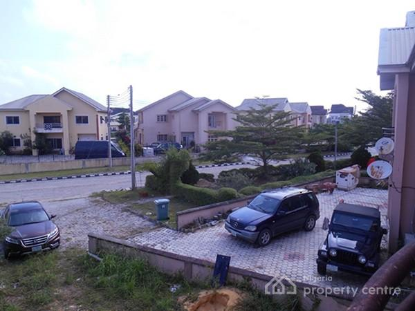4 Bedroom Duplex (shell), Ocean Bay Estate, Off Orchid Hotel Road, Just After Chevron Headquarters, Chevy View Estate, Lekki, Lagos, Semi-detached Duplex for Sale