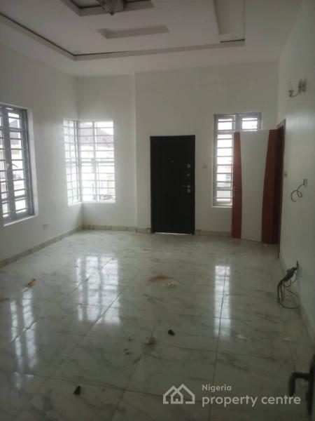 Newly Built 4 Bedroom Semi Detached Duplex Plus a Room Bq, Lekki, Lagos, Semi-detached Duplex for Sale