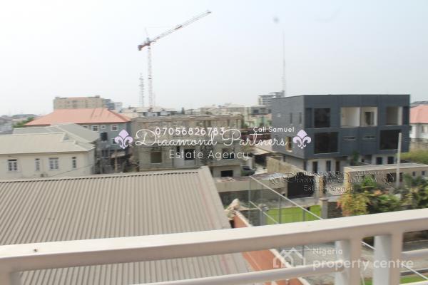 4 Bedroom Penthouse Flat Serviced, Lekki Phase 1, Lekki, Lagos, Flat for Rent