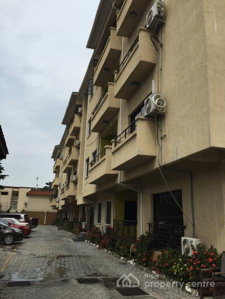 Furnished 3 Bedroom Flat, Old Ikoyi, Ikoyi, Lagos, Flat for Rent