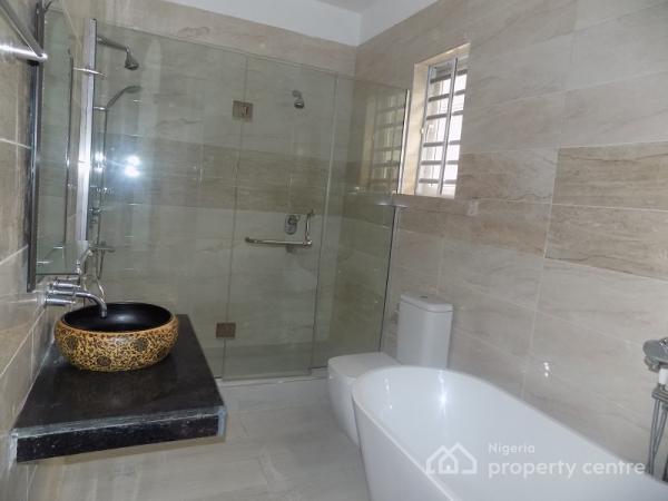 Top-grade 4 Bedroom Fully Detached Duplex, Osapa, Lekki, Lagos, Detached Duplex for Sale