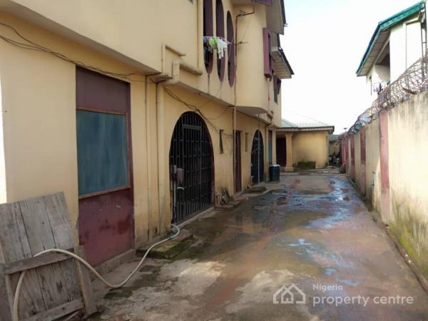 Well Built Block of 4 Flats and Bungalow, Ikola, Command, Ipaja, Lagos, Flat for Sale