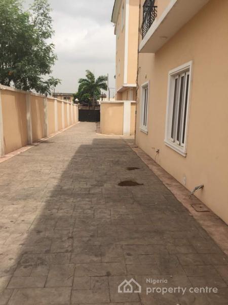 an Exquisite Two Storey Detached Building, Akora Estate, Aba Johnson, Adeniyi Jones, Ikeja, Lagos, House for Sale