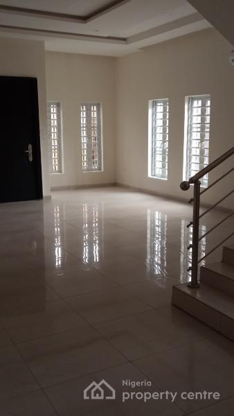 4 Bedroom Terrace House with a Bq in a Serviced Estate., Oniru, Victoria Island (vi), Lagos, Terraced Duplex for Sale