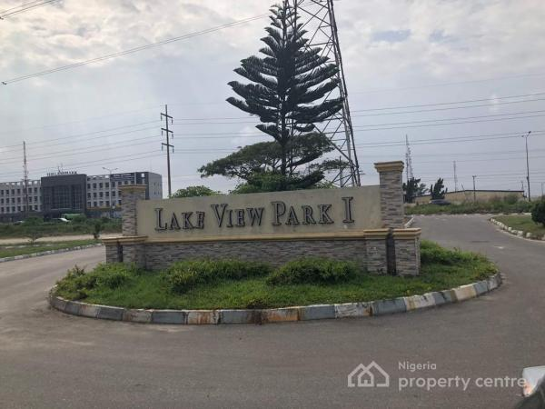 Brand New Fully Detached Duplex; 4 Bedroom + Study and Bq, Lakeview Park 1 Estate, Lekki Phase 2, Lekki, Lagos, Detached Duplex for Sale