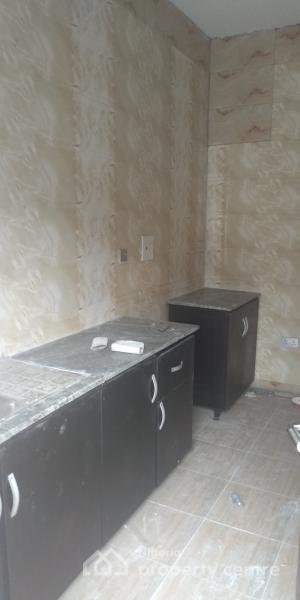 Brand New 3 Bedrooms Apartment, Off Olufemi, Ogunlana, Surulere, Lagos, Flat for Rent