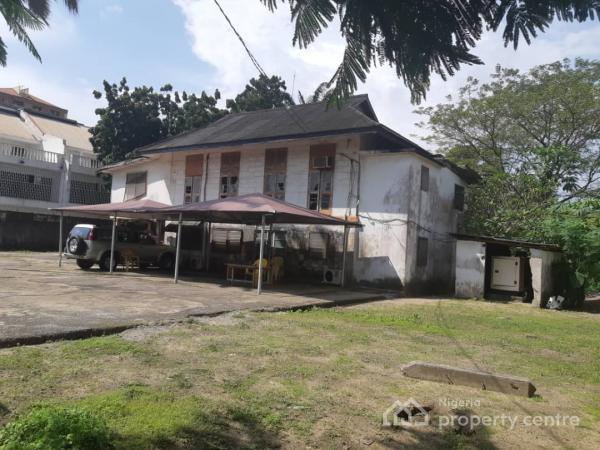 Prime Land, Club Road, Old Ikoyi, Ikoyi, Lagos, Residential Land for Sale