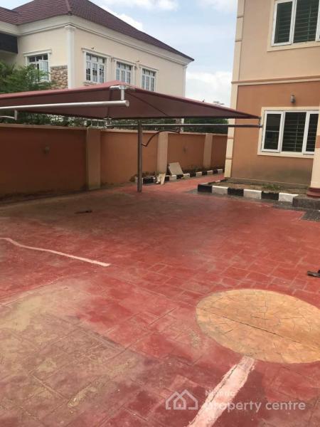 Luxury Four Bedroom Duplex, Cbn Quarters, Apo, Abuja, Semi-detached Duplex for Rent