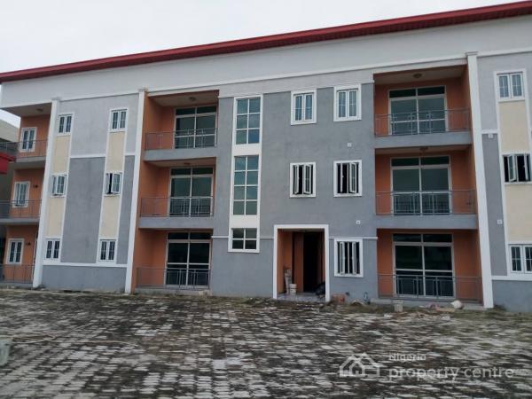 Block of Flats, Value County Estate, Sangotedo, Ajah, Lagos, Flat for Sale