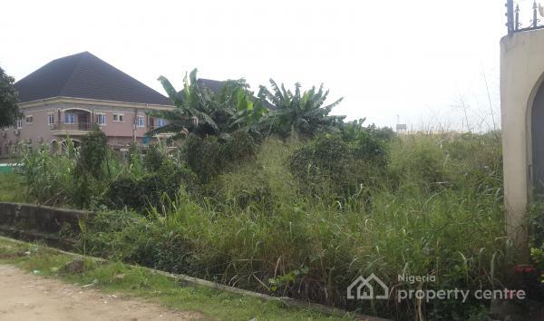 Corner Piece 1,700sqm Plot of Land, Sampras Close, Off Primate Adejobi Crescent, Aladura Estate, Next to Ajao Estate, Anthony, Maryland, Lagos, Land for Sale