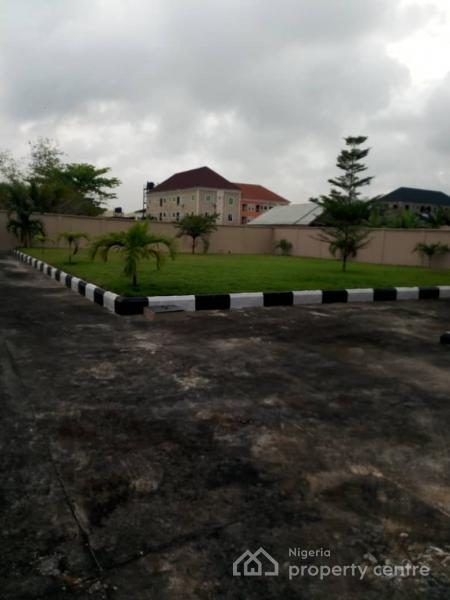 a Luxurious 6 Flats of Luxury 3 Bedroom Flats, Ample Parking Space, Green and Serene Environment, Value County, Sangotedo, Ajah, Lagos, Block of Flats for Sale
