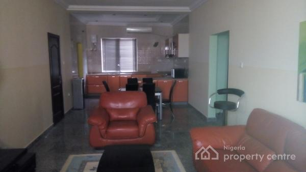 Fully Furnished Luxury 3 Bedroom Apartment with Bq and a Maids Room, Oregun, Ikeja, Lagos, Flat for Rent
