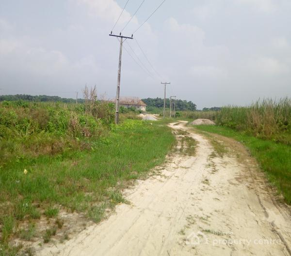 Plots of Land  Buy & Build, Flourish Gate Garden, Abijo, Lekki, Lagos, Residential Land for Sale