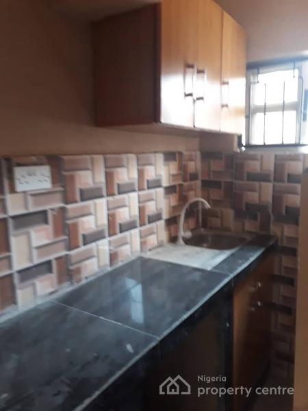 Newly Built Room Self Contained, Finbars Road, Akoka, Yaba, Lagos, Self Contained (single Rooms) for Rent