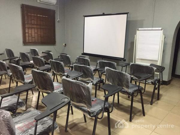 Training Room Rental, 10 Bisi Ogabi Street, Allen, Ikeja, Lagos, Conference / Meeting / Training Room for Rent
