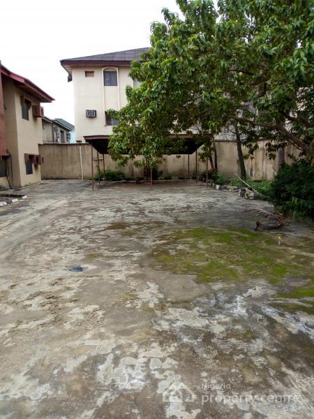 Half Plot of Land on Ajibade Babatola Street, Ajao Estate, Ajibade Babatola Street, Ajao Estate, Isolo, Lagos, Residential Land for Sale